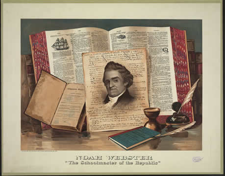 Noah Webster and his dictionary