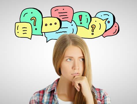 teen thinking