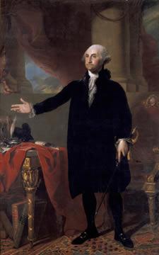 George Washington, First U.S. President