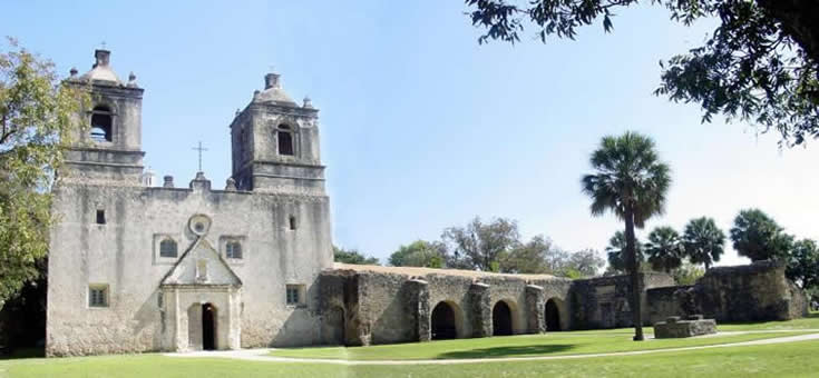 Photograph of the mission